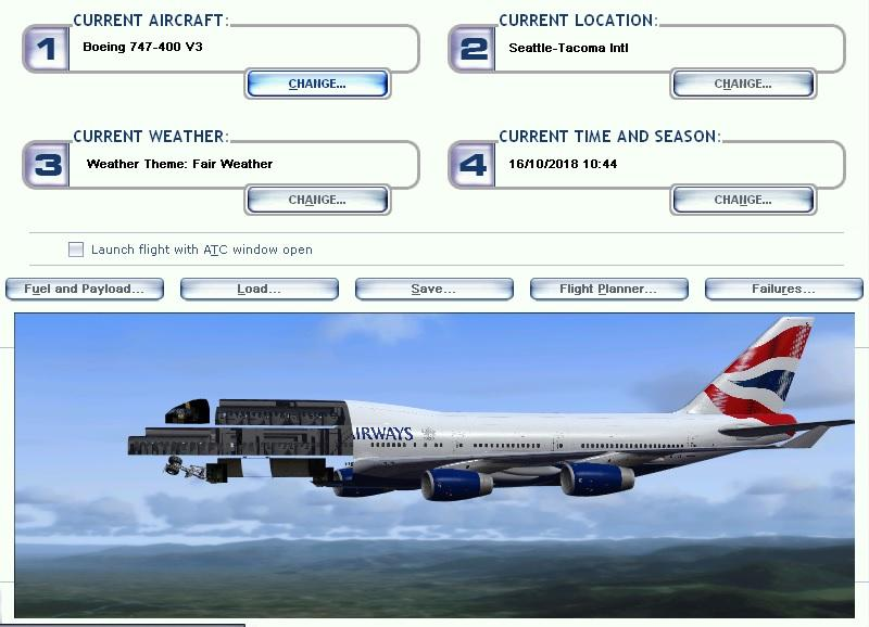 PMDG 747 v3 problem - General Discussion - VATSIM UK